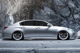 lexus f sport road bike lexus gs350 f sport slammed on work meister 3 pc wheels