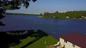 hamlin lake vacation rental ludington michigan youtube