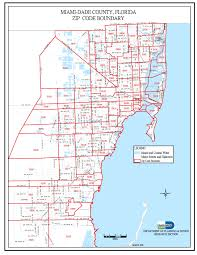 Zip Code Maps by Miami Dade Zip Code Map Miami Real Estate Maps And Graphics