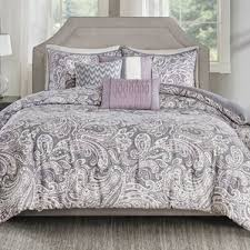 Gray Paisley Duvet Cover Paisley Bedding Sets You U0027ll Love Wayfair