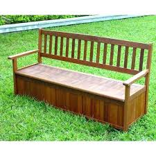 outdoor benches with storage all weather outdoor gallon resin