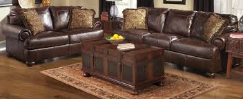 Living Room Sets By Ashley Furniture Buy Ashley Furniture 4200038 4200035 Set Axiom Walnut Living Room