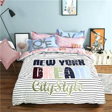 new york city bedding sets bed sheet twin size home decor ideas