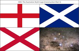 New Zealand Stars On Flag Timeline Of The Flags Of Canada Australia New Zealand And The