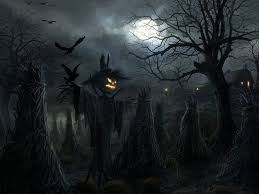 halloween background photos for computer desktop halloween scary wallpaper wallpapersafari