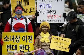 Comfort Women Japan Japan South Korea U0027comfort Women U0027 Deal Faces Backlash In Seoul Wsj
