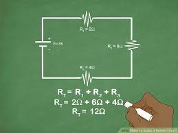 how to solve a series circuit 9 steps with pictures wikihow