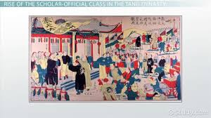 imperial china the imperial state scholar official class in middle imperial