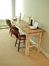 How To Build Farm Table by How To Build Narrow Farmhouse Table