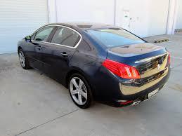 peugeot 508 2012 peugeot 508 gt 2 2 liter hdi sedan test drive autoomagazine