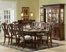 mahogany dining room sets stunning decor innovative decoration