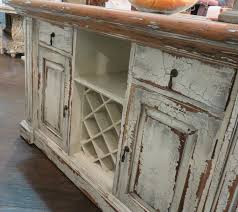 details about distressed french country kitchen island bar counter