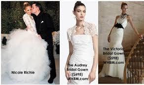 richie wedding dress richie s bridal look for less fashionwindows