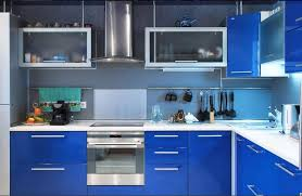 Blue Color Kitchen Cabinets Dark Blue Kitchen Cabinets Colors To