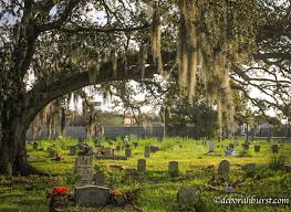 deborah burst louisiana cemeteries that leave you dying for more