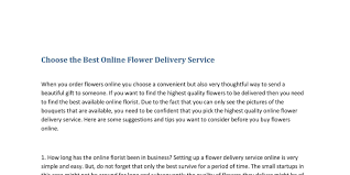 Best Online Flowers Best Online Flower Delivery Service Sheilahight Decorations