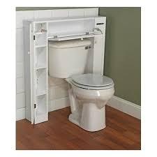 Bathroom Shelf Organizer by Over Toilet Storage Cabinet Bathroom Shelf Space Saver White