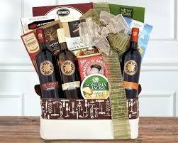 non food gift baskets non food gift baskets to indulge non alcoholic gift basket