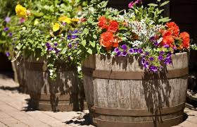 Flower Pots - diy flower pots to decorate the garden art ideas crafts