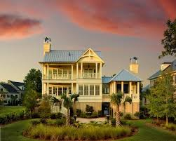 Coastal House Designs Tour This Elevated Coastal Cottage In Charleston Sc Hgtv U0027s