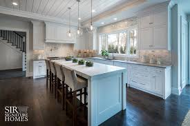 countertop for kitchen island white kitchen island with thick marble countertop and gray velvet