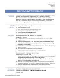 financial planning and analysis resume examples cover letter business analyst resume templates free business