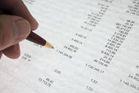 formulas and calculations for analyzing a balance sheet