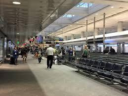 airports stuck at the airport