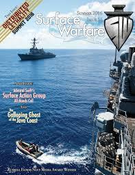 Cognos Resume Sample by Surface Warfare Magazine Summer 2016 By Surface Warfare Magazine