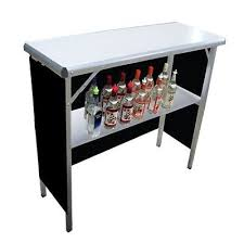 High Top Folding Table Wonderful High Top Folding Table Folding Bar Portable Mobile