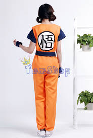 Dragon Ball Halloween Costumes Goku Cosplay Picture Detailed Picture Anime Dragon