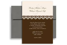 beautiful cheap kit for microsoft word wedding invitation 5x7 in