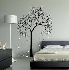 aspen tree wall decal sticker vinyl nursert art leaves and birds 1267 tree wall decal bedroom jpg