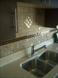 kitchen peel and stick metal backsplash tiles mosaic kitchen