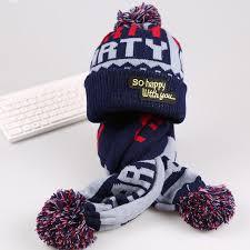 children hat scarf set beanie knit baby scarf pattern winter hats