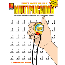 100 multiplication drill sheets 1 12 mad minute