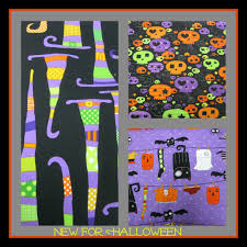 new halloween fabrics are already arriving calico house lincoln