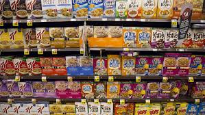 grocery store floor plan kellogg k is experimenting with supermarket placement by getting