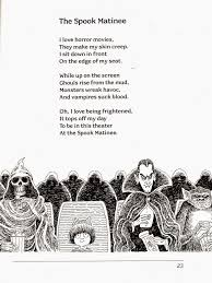 Scary Halloween Poems Mixed Up Monster Club Scary Poems For Kids From