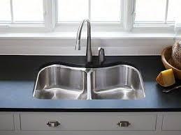 Kohler Stainless Steel Undermount Kitchen Sinks by 19 Best Kohler Images On Pinterest Kitchen Sinks Cast Iron And