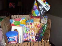 Birthday Care Package 21 Best