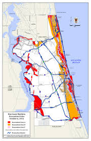 St Augustine Map St Johns County Department Of Emergency Management