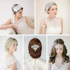1940s hair accessories 20 fabulous deco bridal hair accessories chic vintage brides