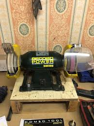Record Power Sm 155 Bench Grinder