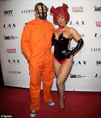 Halloween Costumes Coco Austin Fashion Faux Pas Heads Dinner