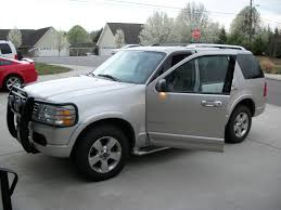 ford explorer 2004 review 2004 ford explorer information and photos zombiedrive