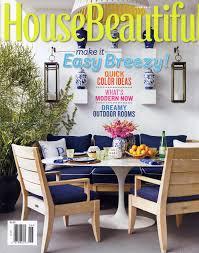 Housebeautiful House Beautiful June 2014 Niermann Weeks