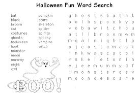 free printable halloween worksheets for kids u2013 fun for christmas