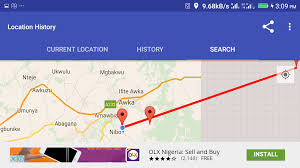 Maps Location History Location History Free Android Apps On Google Play