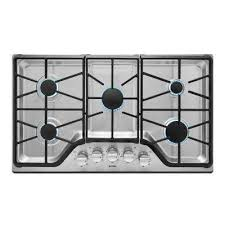 Gas Cooktop Dimensions Gas Cooktops Cooktops The Home Depot